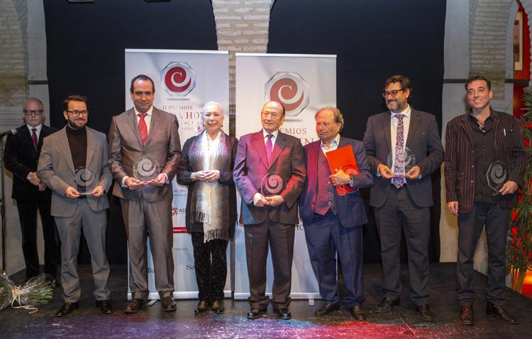 Utrera recibe un premio por su apuesta por el flamenco