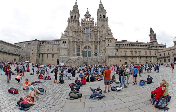 El grupo «Amigas» organiza un viaje a Galicia