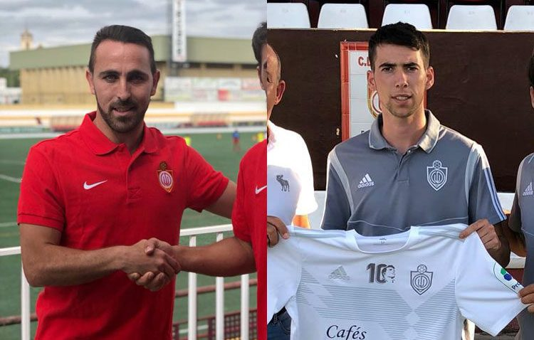 El Club Deportivo Utrera se desprende de dos de sus jugadores como consecuencia de la situación del equipo en liga