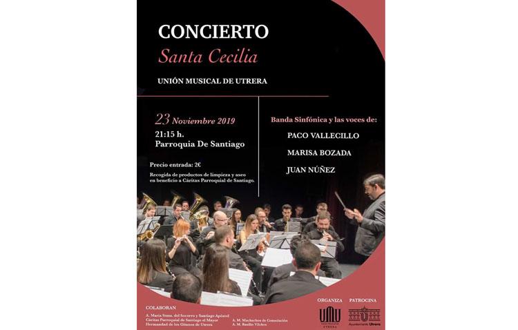 Cita musical en la parroquia de Santiago con motivo de Santa Cecilia