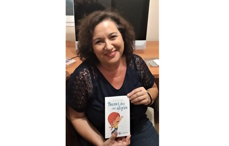 La biblioteca de Utrera acoge la presentación del libro infantil «Buenos días con alegría»