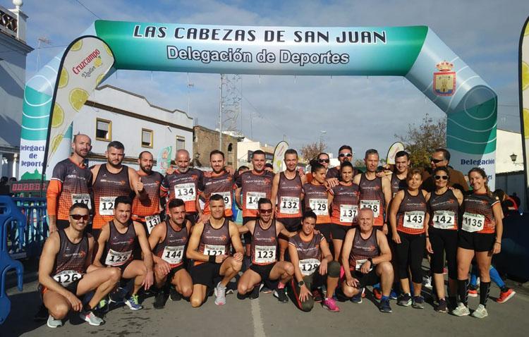 El Club Deporteando por Utrera, imparable en la consecución de nuevos éxitos