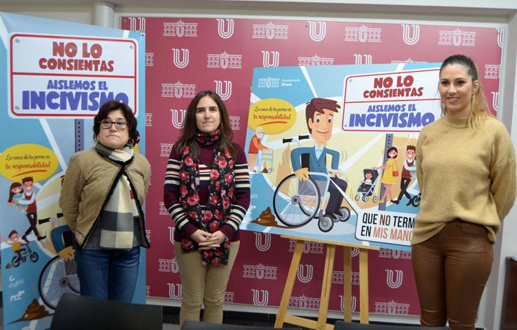 Una campaña municipal de concienciación en Utrera para «aislar el incivismo»