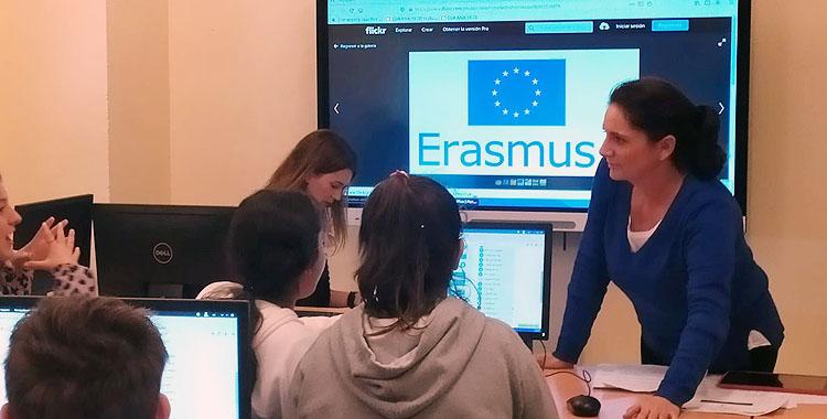 El impulso del turismo sostenible, base para un proyecto europeo entre estudiantes alemanes y utreranos