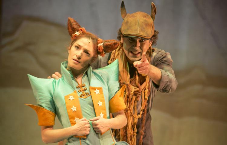 «La principita» hace para este domingo en el teatro de Utrera para reunir a toda la familia