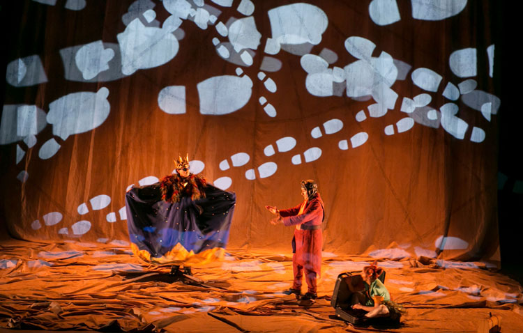 «La principita», una obra para toda la familia inspirada en el clásico francés