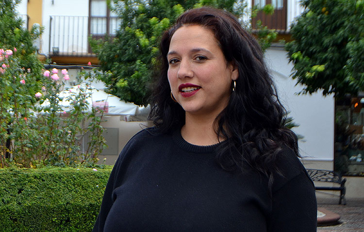 Una utrerana triunfa en el certamen de belleza «Miss Talla Bonita» (VÍDEO)