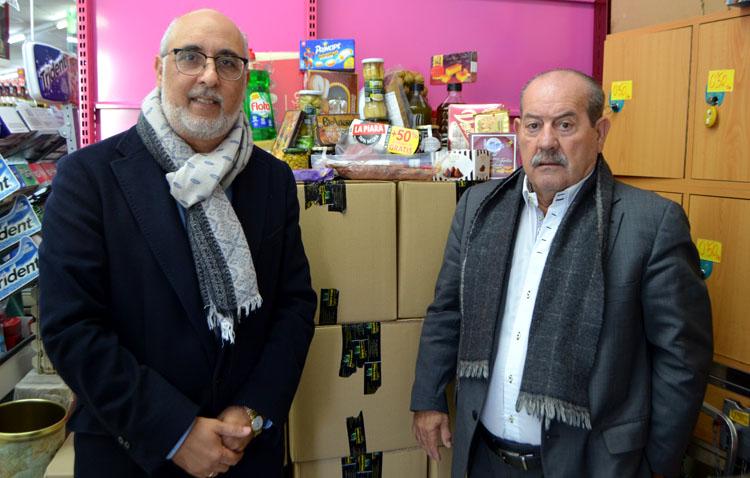 Cafés Mocaibo entrega lotes de alimentos a Cáritas de Santiago para los utreranos más desfavorecidos