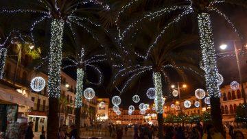 Utrera ilumina su Navidad (VÍDEO Y GALERÍA)