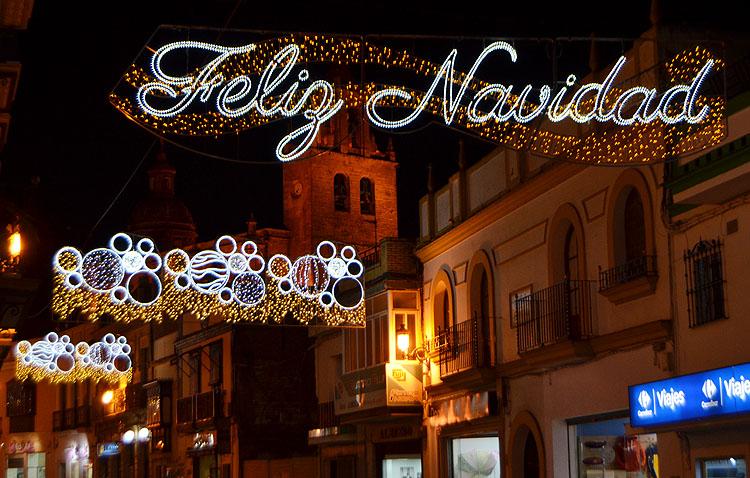 Utrera encenderá su iluminación navideña el 4 de diciembre