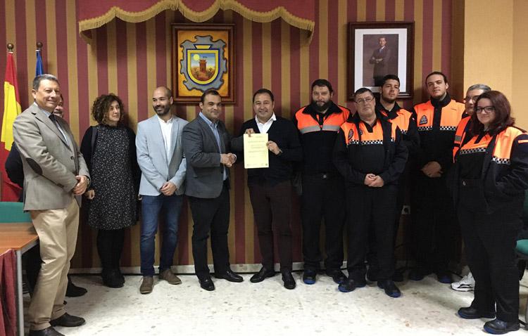 El Palmar de Troya presenta su plan de emergencia municipal