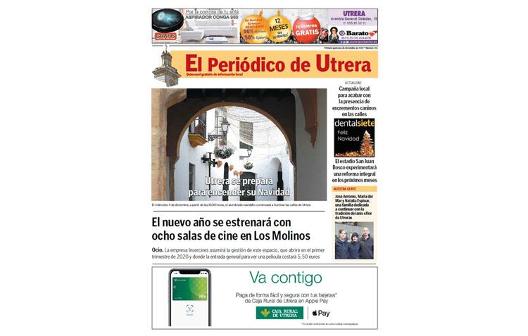 Cita quincenal con «El Periódico de Utrera»