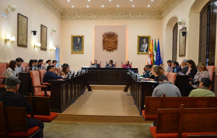 El gobierno de Utrera aprueba el presupuesto municipal para 2020 con el voto en contra de la oposición