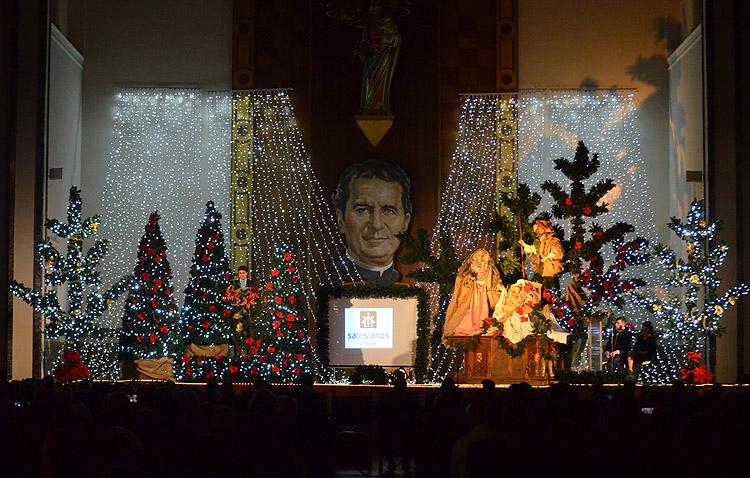 Los Salesianos de Utrera suspenden su tradicional pregón de Navidad por prevención ante la pandemia