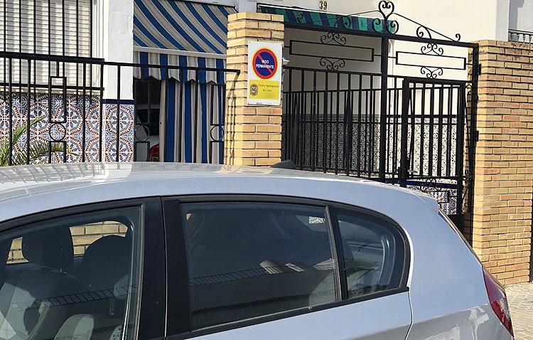 La nueva tarjeta de vado «permitirá liberar 4.000 plazas de aparcamiento» en Utrera