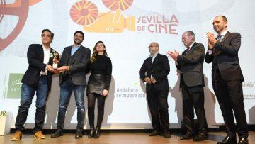 El documental sobre la tradición campanera de Utrera triunfa en el certamen provincial de cortometrajes (VÍDEOS)