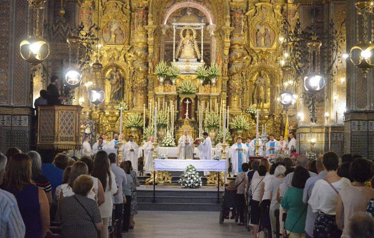 «Nos gustaría que la feria de Utrera fuese en una fecha distinta a los cultos en honor a la Virgen de Consolación»