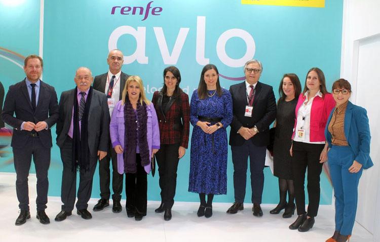 Utrera tendrá parada en el «tren turístico del flamenco» que unirá Sevilla y Cádiz durante la Bienal