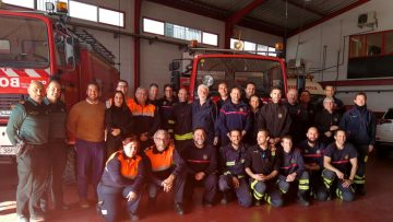 Los cuerpos de seguridad de Utrera, pioneros de Andalucía en formarse sobre casos de tentativa de suicidio