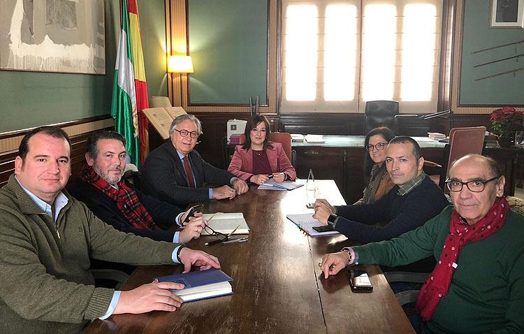 Utrera coordina la exaltación de la saeta junto a Málaga, Jerez de la Frontera y Mairena del Alcor