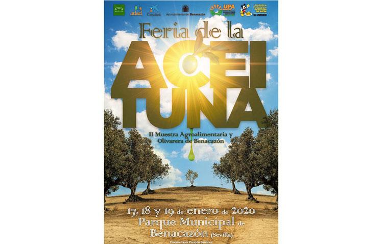 La «Feria de la Aceituna» abre sus puertas en Benacazón impulsada por olivareros de Utrera