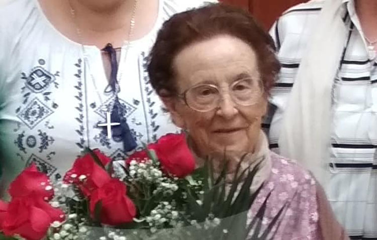 Fallece madre Rosarito, religiosa de la Sagrada Familia de Utrera