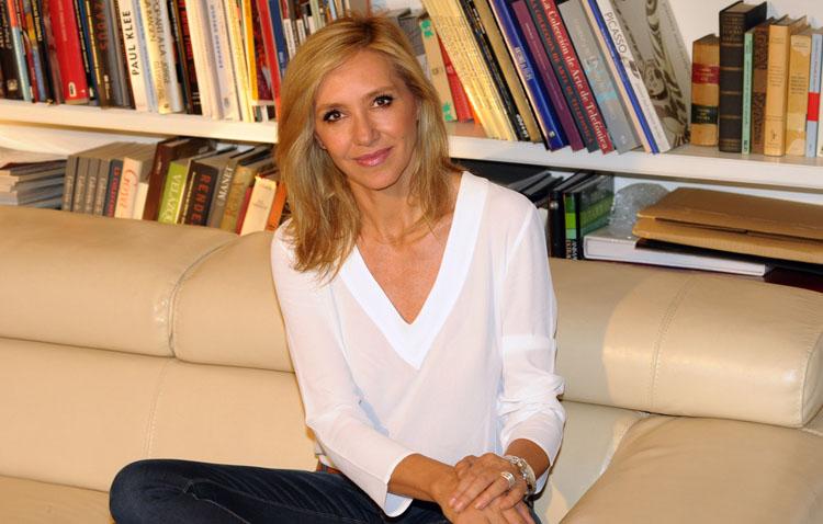 La periodista y escritora Marta Robles visita «La punta del iceberg» en COPE Utrera (98.1 FM)