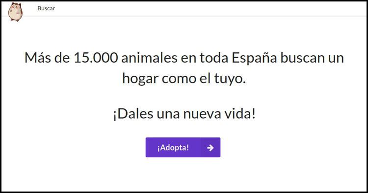 El Ayuntamiento de Utrera se une a la mayor web de animales en adopción de España