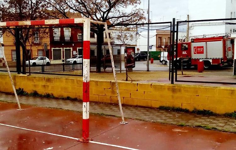 Juntos por Utrera denuncia el «deterioro» de las instalaciones deportivas y el «riesgo» que presenta el uso de algunas de ellas