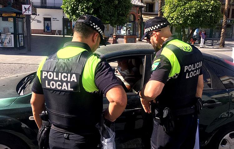 Una campaña de la Policía Local controlará las condiciones de los vehículos que circulan en Utrera