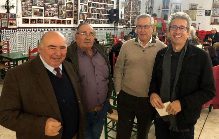 Utrera exporta su cante flamenco a Alemania