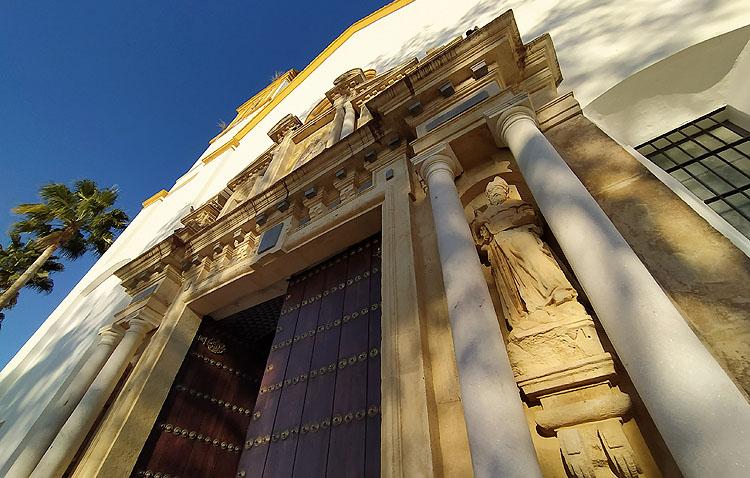 El santuario de Consolación reabre al culto ajustando sus horarios de apertura y de eucaristías