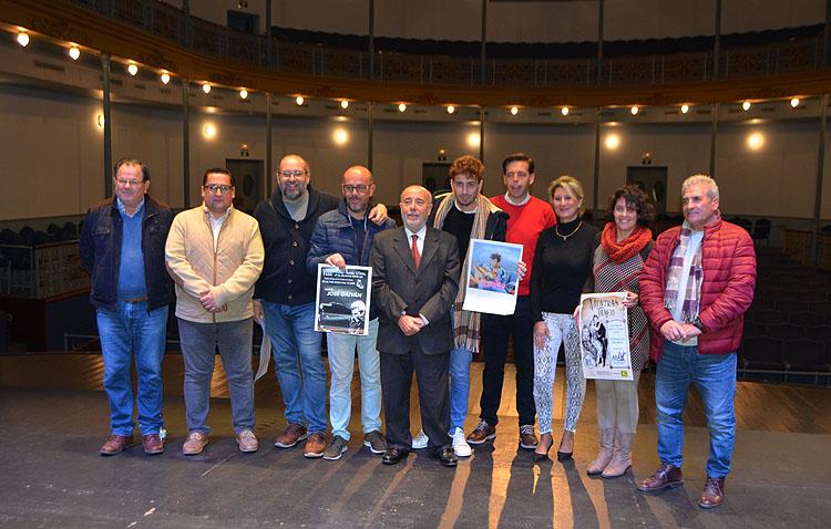 Ópera, «Tacón Flamenco», Juanlu Montoya y Manu Sánchez, entre la programación cultural del primer trimestre en Utrera