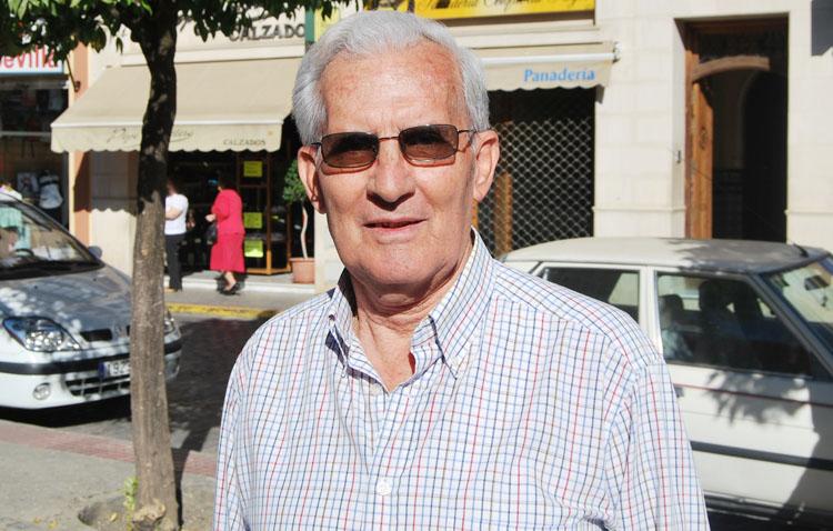 Fallece «Pablito», histórico jugador del Club Deportivo Utrera