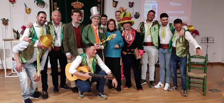 El pregón del carnaval de Los Molares