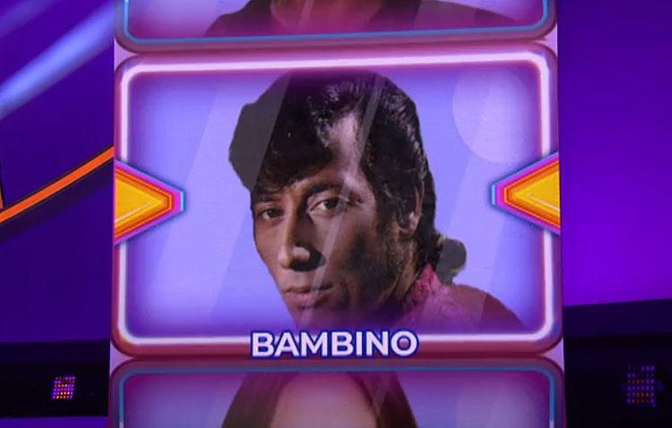 El cantante utrerano Bambino protagonizará una de las actuaciones en «Tu cara me suena»