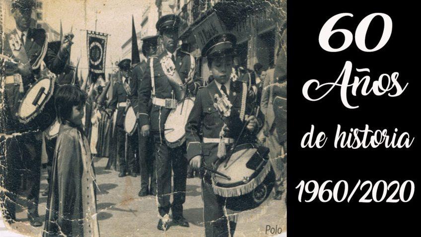 La banda «Muchachos de Consolación» celebra sus 60 años con un vídeo conmemorativo para presentar el nuevo uniforme (VÍDEO)