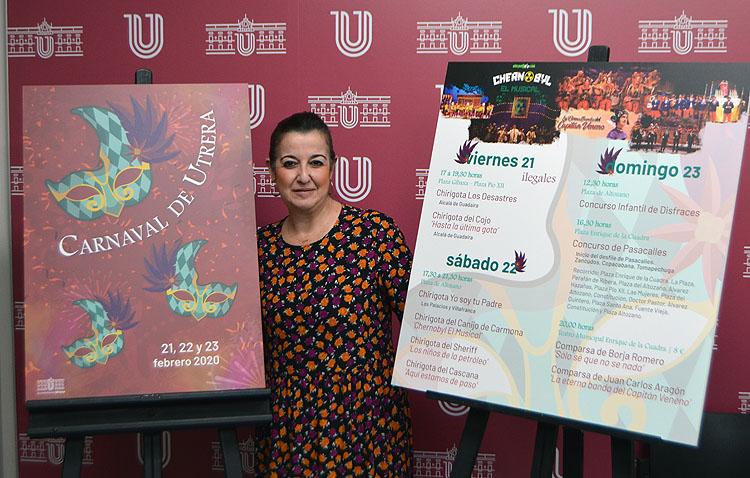Pasacalles, chirigotas y un homenaje a Juan Carlos Aragón y Manolo Santander entre la programación del carnaval de Utrera