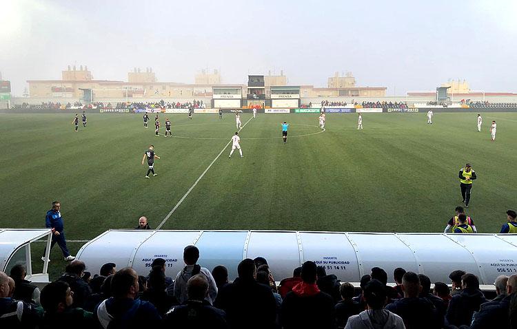 AD CEUTA 3 – 2 C.D. UTRERA: El Utrera se aleja de los play off, tras la derrota en Ceuta