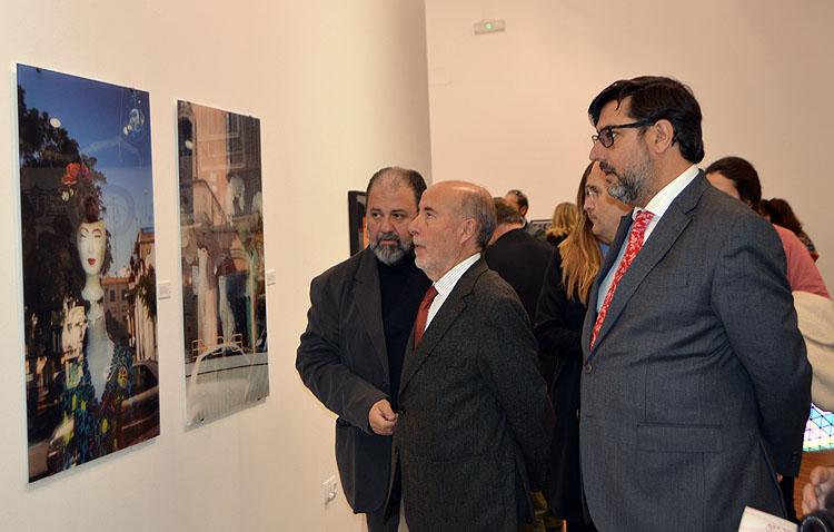Un repaso fotográfico por el tejido empresarial de la provincia gracias al concurso organizado en Utrera por Censur
