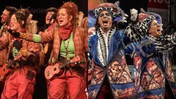 Comparsas, concurso de disfraces y pasacalles para poner el colofón al carnaval de Utrera este domingo