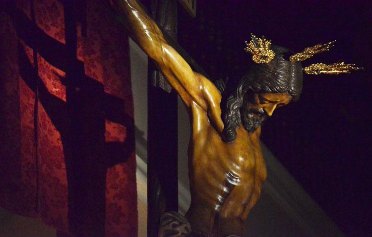 El Cristo del Amor protagonizará el primer domingo de Cuaresma con el vía crucis del Consejo de Hermandades de Utrera