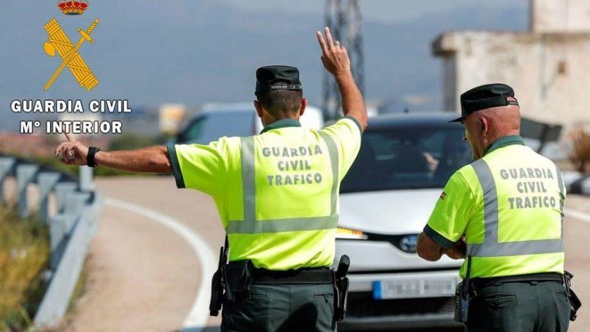 La Guardia Civil investiga en Utrera a una persona por su implicación en un accidente de tráfico con un muerto y tres heridos