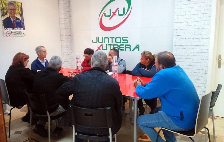 Juntos por Utrera denuncia que las citas para ver al alcalde «se demoran durante meses»