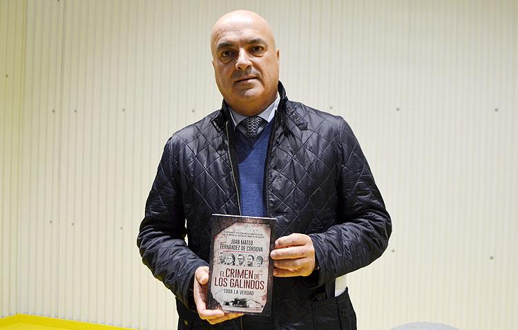 El autor del libro sobre el crimen de Los Galindos afirma que el asesino era de Utrera y pide ayuda para identificarlo
