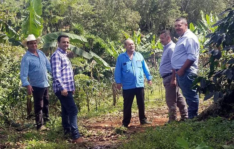 Diego Panal viaja a Honduras en la búsqueda de la excelencia para Cafés Mocaibo