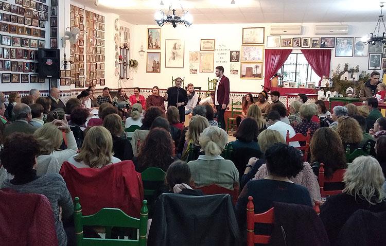 Comienza la octava edición del concurso de cante flamenco de la peña «Curro de Utrera»