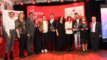 Los premios «Destacados» del PSOE «honran el talento» de Utrera