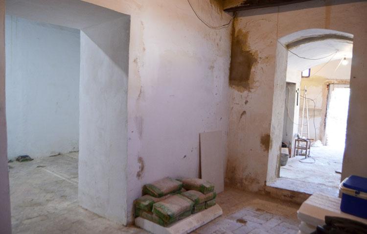 El santuario de Consolación espera tener su columbario en funcionamiento durante el mes de mayo