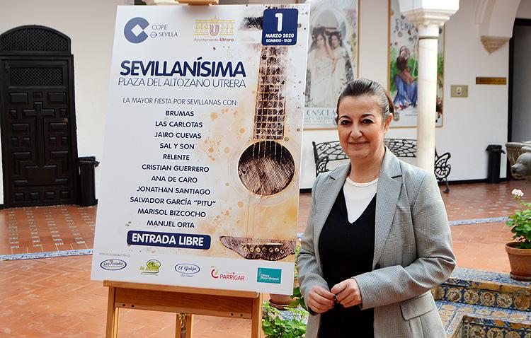 Utrera volverá a llenarse de arte con «Sevillanísima»